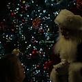 Visit With Santa by Colleen Cornelius