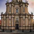 Ordo Visitationis Beatissimae Mariae Virginis Church  by Jaroslaw Blaminsky