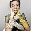 Vogue 1950 by Erwin Blumenfeld