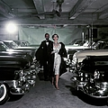 Vogue 1952 by John Rawlings