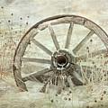 Wagon Wheel by Ramona Murdock