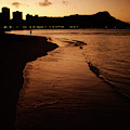 Waikiki Sunrise by Rein Nomm