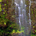 Waimoku Falls by Christopher Johnson