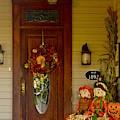 Waiting For Halloween by Marsha McDonald