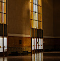 Waiting Room by Maria Reverberi