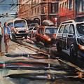 Walk After Rain by Stefano Popovski