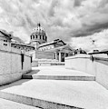 Walkway Up To The Pennsylvania Capital Plaza by Paul W Faust - Impressions of Light