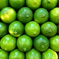 Wall Of Limes by Nathan Little