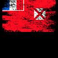 Wallis Futuna Shirt Gift Country Flag Patriotic Travel Oceania Light by J P