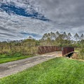 Walnut Woods Bridge - 1 by Jeremy Lankford