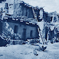 Walpi Hopi Villages Located On First Mesa In Navajo County, Northern Arizona 1905 by California Views Archives Mr Pat Hathaway Archives