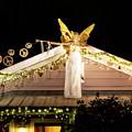 Warrior Angel Glowing In Key West by Kay Brewer