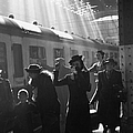 Wartime Terminus by Bert Hardy
