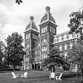 Washington And Jefferson College Old Main by University Icons