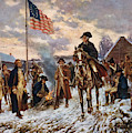 Washington At Valley Forge by War Is Hell Store