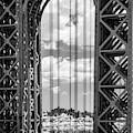 Washington Bridge Gwb  by Susan Candelario