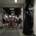 Washington Capitals V San Jose Sharks by Bruce Bennett
