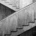 Washington University Eliot Hall Stairway by University Icons