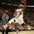 Washington Wizards V Cleveland by David Liam Kyle