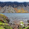 Wast Water Screes Lake District  by Martyn Arnold