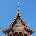 Wat Chang Taem Phra Wihan Gable Dthcm2792 by Gerry Gantt