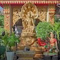 Wat Luang Buddha Image Dthu029 by Gerry Gantt