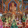Wat Tung Yu Phra Wihan Buddha Images Dthcm2773 by Gerry Gantt