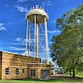Water Tower by James Larkin