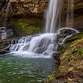 Waterfall At Cloudland Canyon State Park by Keith Smith