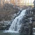 Waterfall by Seamus Pinder
