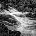 Waterfalls At Ricketts Glenn by Louis Dallara
