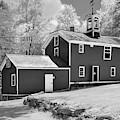 Waterloo Village Farmhouse  by Susan Candelario