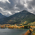 Waterton Park Town Site by Tim Kathka