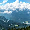 Watzmann And Koenigssee, Bavaria by Andreas Levi