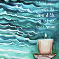 Waves Of Life by Elizabeth Robinette Tyndall