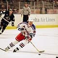 Wayne Gretzky by Al Bello