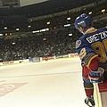 Wayne Gretzky by Glenn Cratty