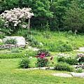 Weir Farm Field Garden by Rob Hans