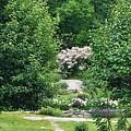 Weir Farm Garden by Rob Hans