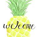 Welcome by Elizabeth Vaughn