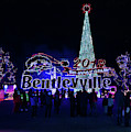 Welcome To Bentleyville  by Susan Rissi Tregoning
