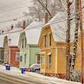 Westbrook, Maine by Bob Doucette