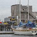 Westport Docks by Tom Janca