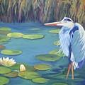 Wetlands Wader