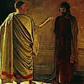 What Is Truth Christ And Pilate by Ge Nikolai