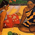 What New 1892 by Gauguin Paul