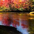 When Autumn Flows by Karen Wiles
