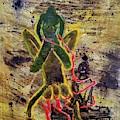 When Manticore Bewails A Mortal Man's Magic by Siobhan Dempsey