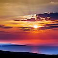 When The Ocean Drinks The Sky by Karen Wiles