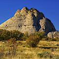 White Mesa In Zion by Raymond Salani III
